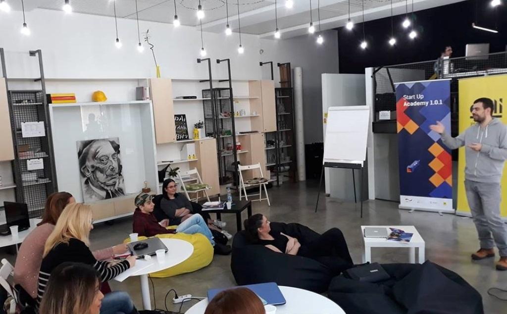 Održan drugi ciklus besplatne Start Up Akademije za mlade