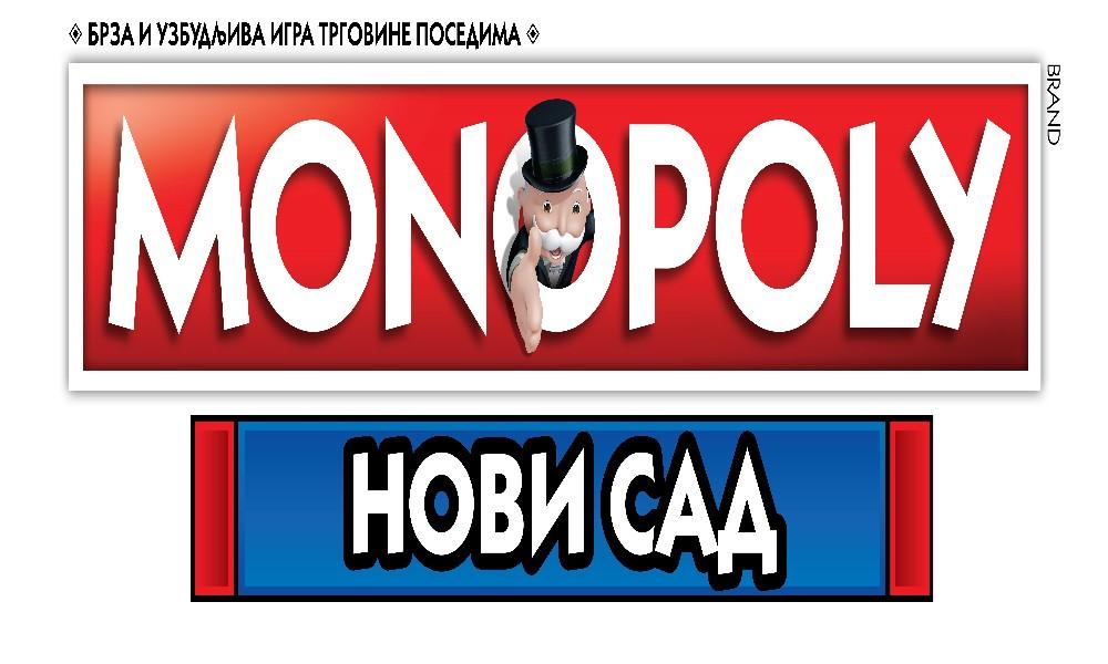 MONOPOL je izabrao NOVI SAD