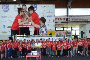 U Trsteniku održano 9. Državno prvenstvo SRBIJE u sportskom obaranju ruke