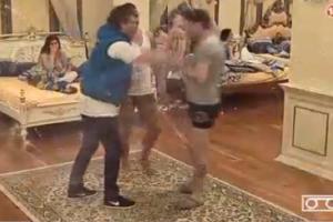 Đus nasrnuo na Marinkovića! Obezbeđenje ih razdvajalo! (VIDEO)