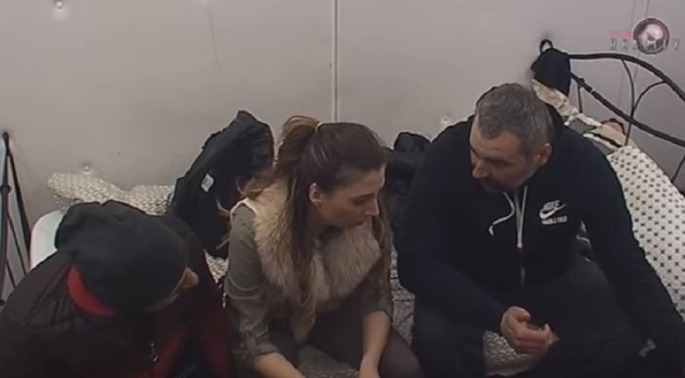 Miki pretio da će napustiti ZADRUGU ako se objavi snimak seksa sa Nadeždom! A onda je pronašao novi štek... (VIDEO)