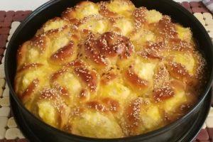 Recept dana: Lepinja s mladim sirom