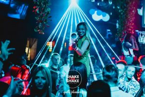 Klub Shake'n'Shake omiljeno mesto turskih klabera!