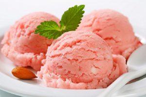 Ne zamrzavajte istopljeni sladoled!