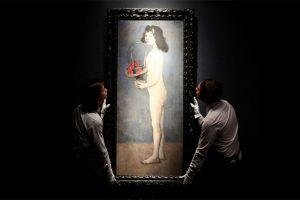 Pikasova slika procenjena na 115 miliona dolara