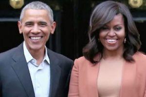 Barak i Mišel Obama postaju filmski producenti