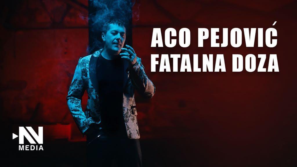 Ovo je njegova fatalna doza: Poslušajte hit pesmu Ace Pejovića!