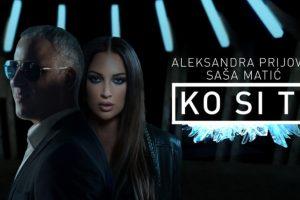 Saša Matić i Aleksandra Prijović oduševili novim spotom i pesmom!