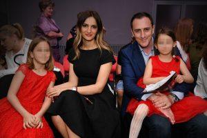 Sergej Ćetković: Porodični odlazak na modne revije