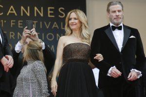 Travolta ponovo na filmskom festivalu u Kanu