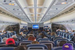 Avionsko sedište koje se samo čisti