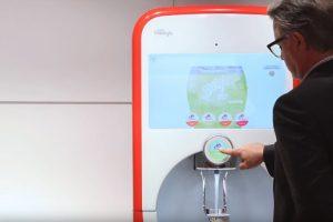 Novi Coca-Cola automat omogućava kupcima da mešaju ukuse pomoću aplikacije