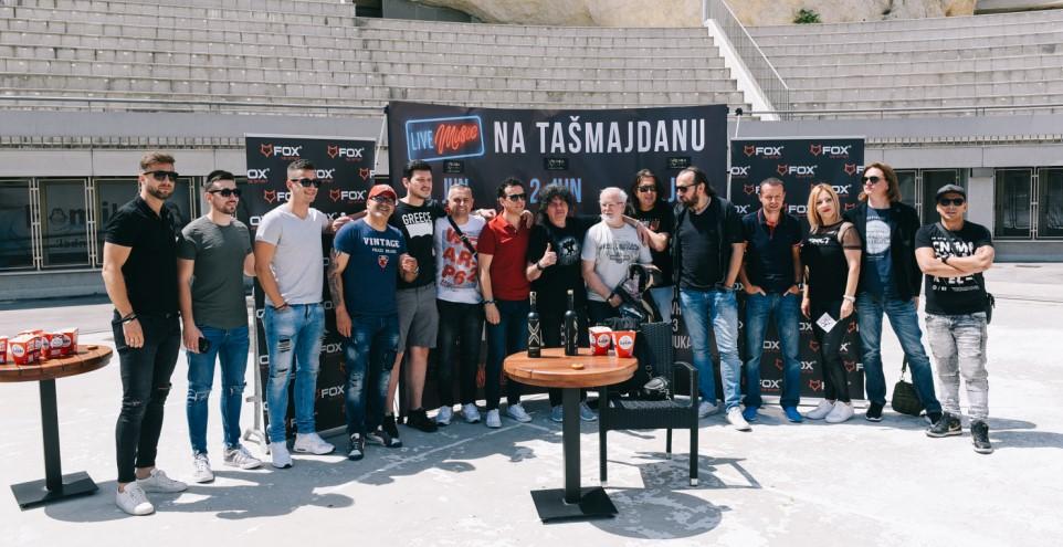 """""""Impero Music Week"""" od 1. do 3. juna na Tašmajdanu"""