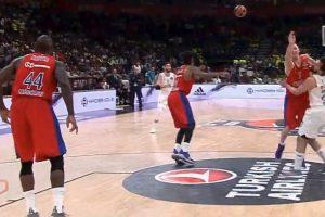 Košarkaši CSKA završili takmičenje u Evroligi! Real u velikom F4 finalu protiv Fenera!