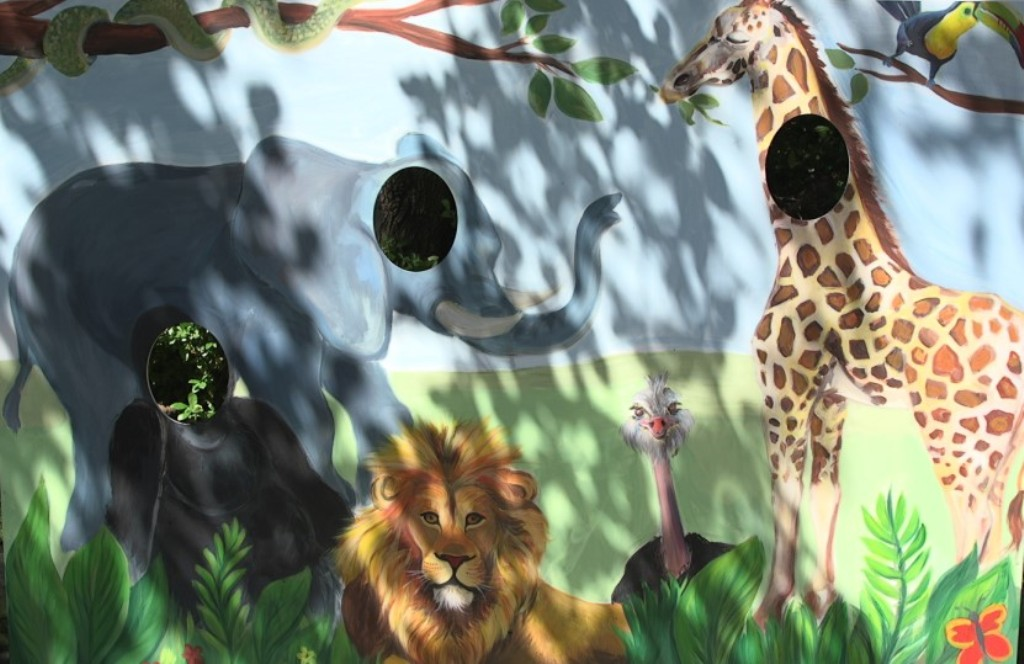 Roma Company uputila pomoć Beo zoo vrtu