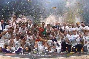 FINAL FOUR: REAL MADRID NOVI EVROPSKI ŠAMPION!