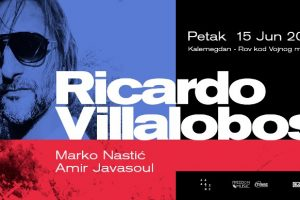 Ricardo-u Villalobos-u pridružuju se Marko Nastić i Amir Javasoul