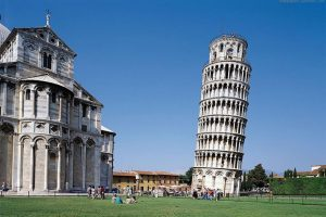 Evo kako toranj u Pizi prkosi zemljotresima