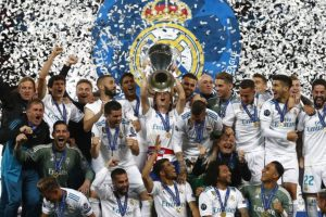 Fudbaleri Reala 13. put osvojili titulu prvaka Evrope