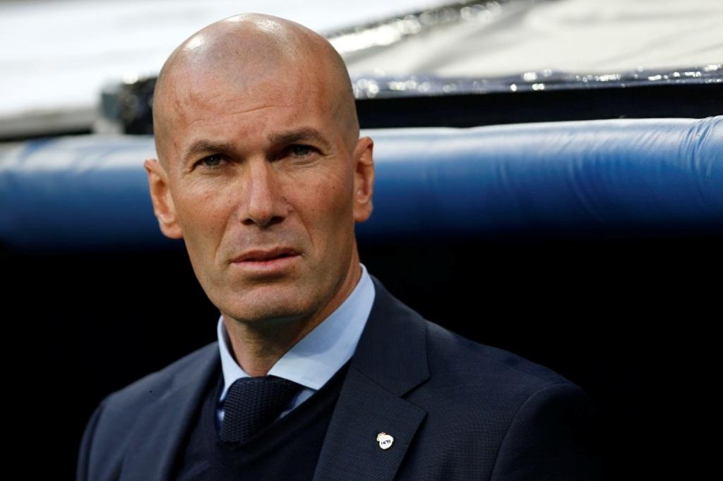 Zidan: Lakše je osvojiti Ligu šampiona nego titulu u Španiji
