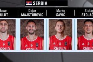 Basketaši Srbije vladaju planetom!