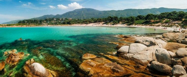 Ako niste posetili ove plaže na Sitoniji kao da niste ni bili