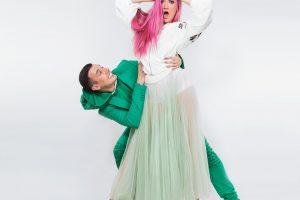 Pevačica i koreograf snimili himnu plesu, a zbog ovoga će se pojaviti na svetskom tržištu!