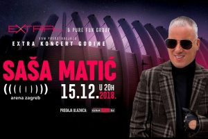 Saša Matić: Spektakl se nastavlja!