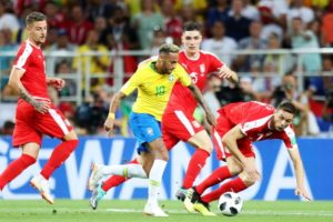 Srbija se VRAĆA KUĆI! Brazil - Srbija 2:0