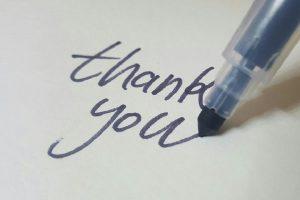 Zašto je važno reći hvala?