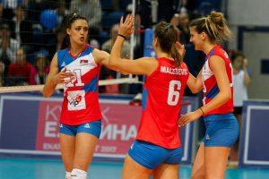 Odbojkašice Srbije u dramatičnoj utakmici izgubile od Turske