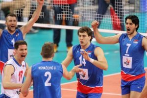 Odbojkaši Srbije pobedili Kinu u Ligi nacija