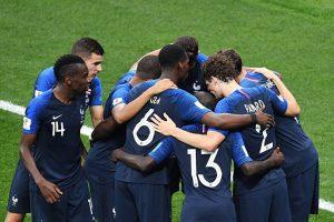 Fudbaleri Francuske prvaci sveta