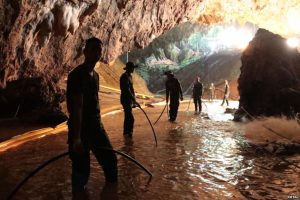Nastavljena operacija spasavanja dečaka u pećini u Tajlandu