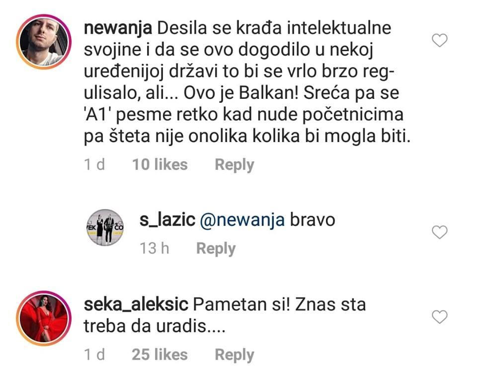 SAŠA POPOVIĆ U ŠOKU! Ibri Bublinu, pobedniku Zvezda Granda, zbog krađe pesme Saše Lazića, sledi šut karta iz Grand produkcije!