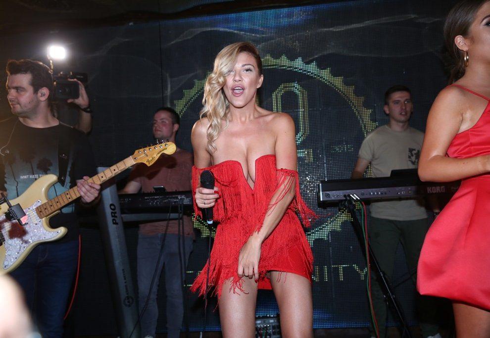 Kija Kockar imala prvi nastup u Beogradu!