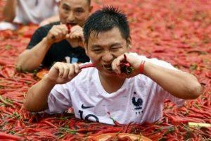 Pobednik takmičenja pojeo 50 tabasko papričica za 68 sekundi