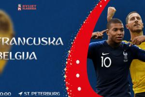 Francuska u finalu Svetskog prvenstva