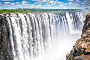 Viktorijini vodopadi Zimbabve