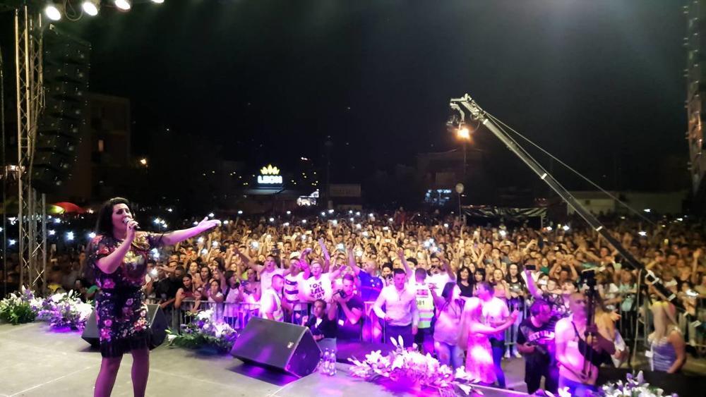 DRAGANA MIRKOVIĆ održala koncert za pamćenje!