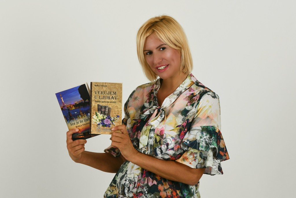 Ekskluzivno: Negovane žene su lepe žene! Seksi književnica na plaži!