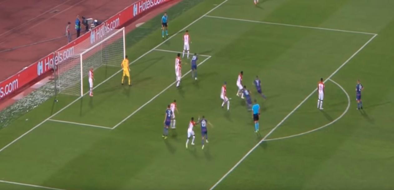 Zvezda i Salcburg igrali bez golova na praznoj Marakani!