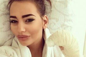 Katarina Grujić hitno hospitalizovana, PUKAO JOJ ČIR!