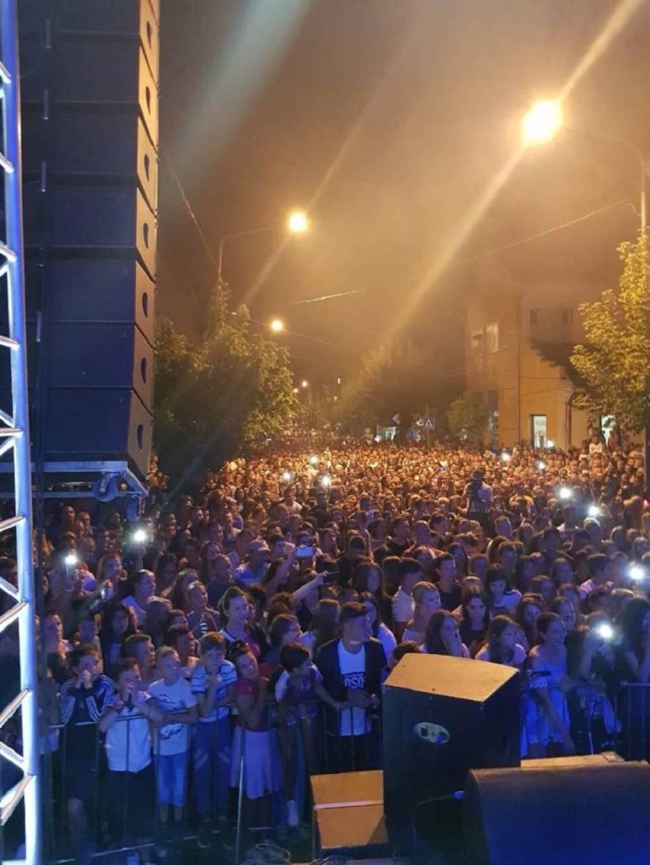 ZAPALILA BRUS !!! Milica Pavlović podigla atmosferu do tačke usijanja.
