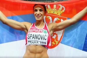 Video koji predstavlja Ivanu Španović u punom sjaju