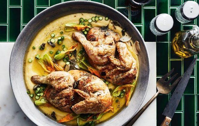 Recept dana: Piletina sa tikvicama
