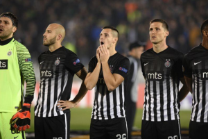Hrabri Partizan pokazao zube turskom gigantu, odluka o Ligi Evrope pada u Istanbulu