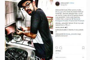 """Di-džej Arriell pokazo svoju veštinu na """"Instagramu"""""""