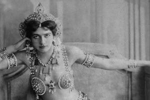 Mata Harina pisma na aukciji