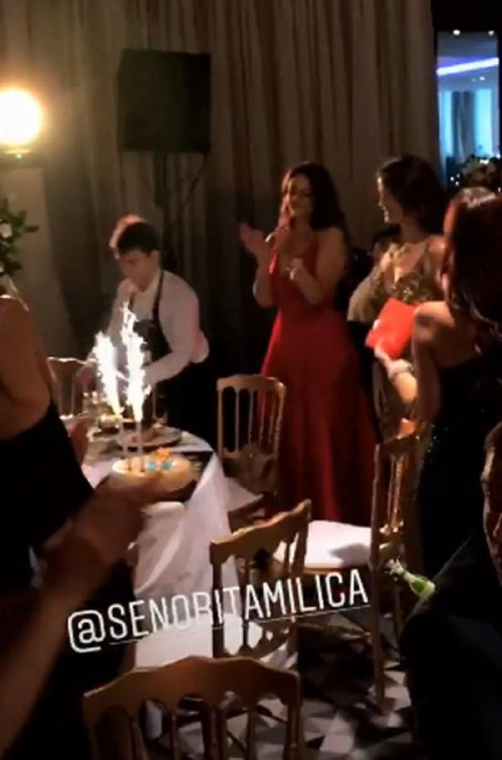 IZNENAĐENJE ! Milica Pavlović bila na venčanju poznatog para. Ono sto je videla, nije mogla da veruje
